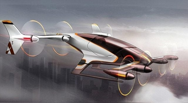 Airbus Self-Flying Cars