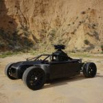 Shape-Shifting Electric Vehicle
