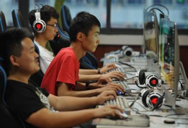 Chinese Internet Addiction Camp