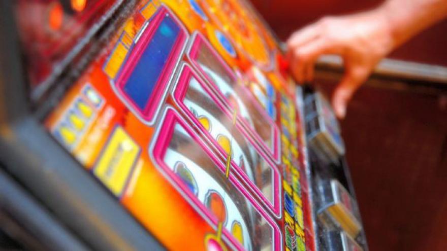 Woman sues casino