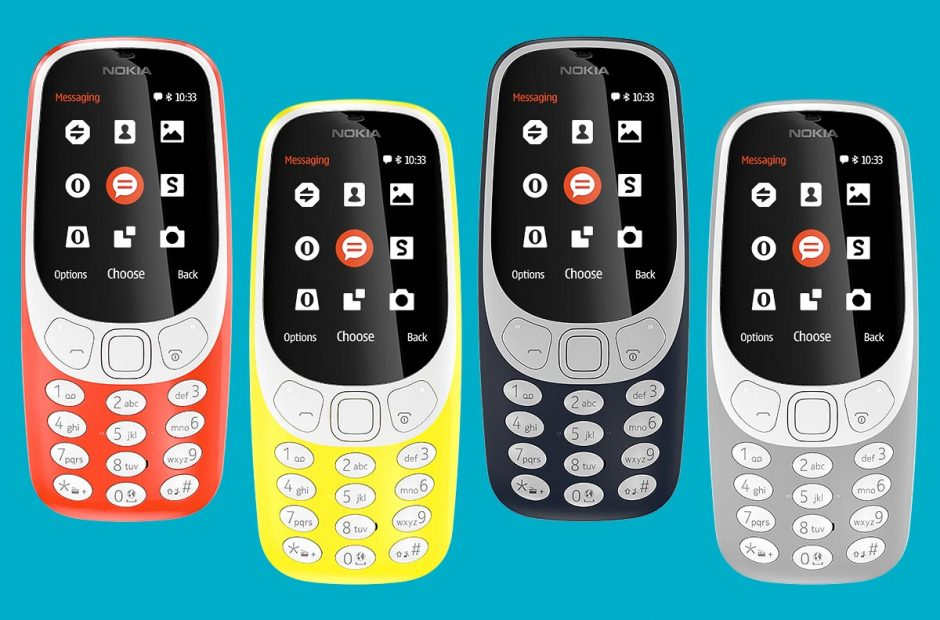 nokia 3310 with 3G