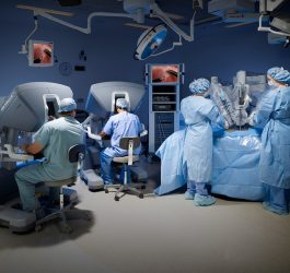 Uterus Removed By Robots