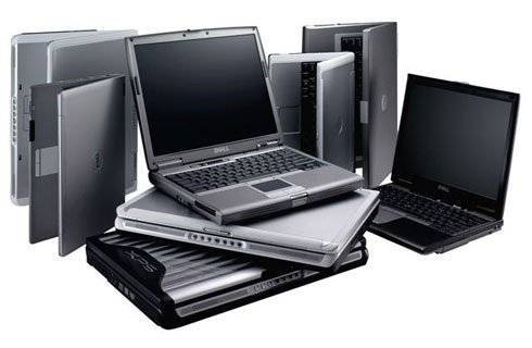 Second-hand laptops